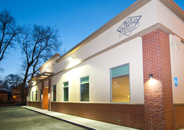 Blue Diamond's Almond Innovation Center