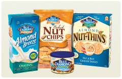 Blue Diamond family of products