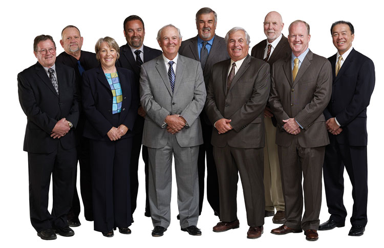 Board of Directors group shot
