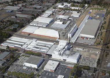Blue Diamond's Sacramento Facility