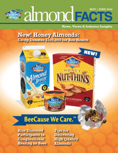 Almond Facts Issue Cover May/June 2014