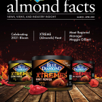March-April 2021 Almond Facts cover